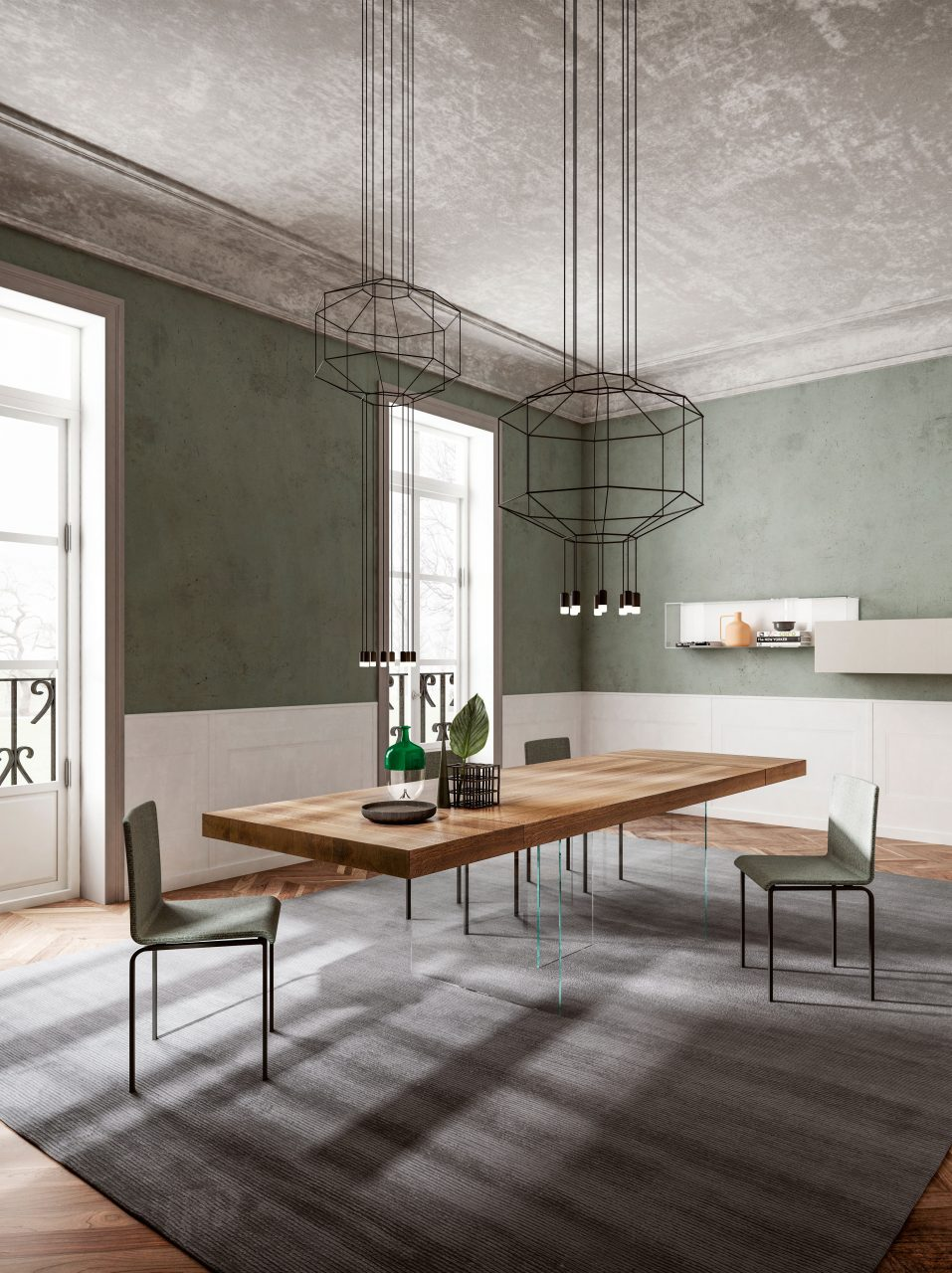 Air Table dining table