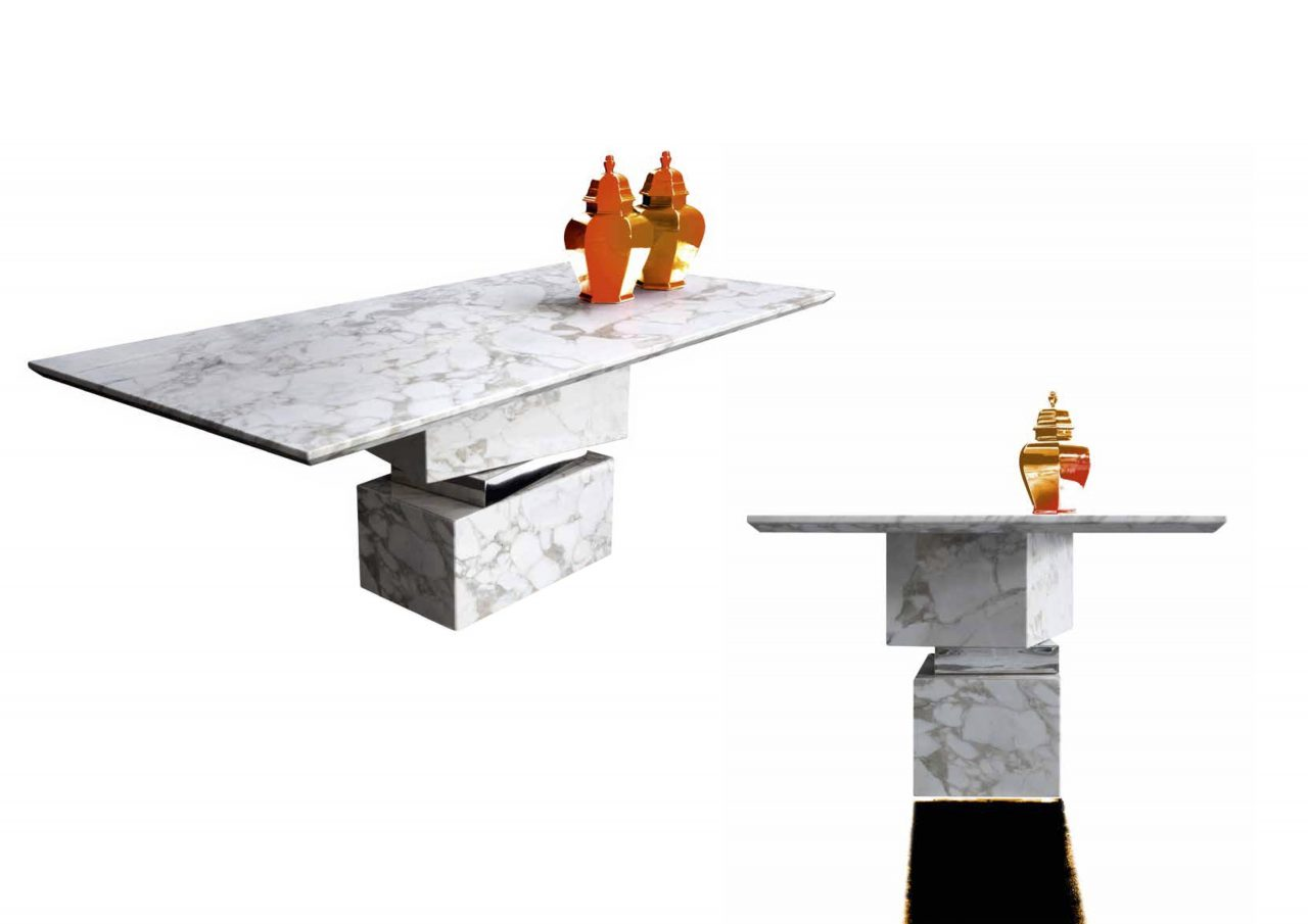 Fragrance dining table
