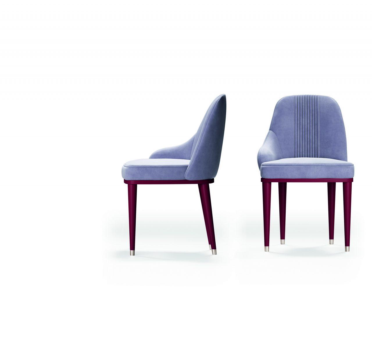 餐椅Cocoon dining chair