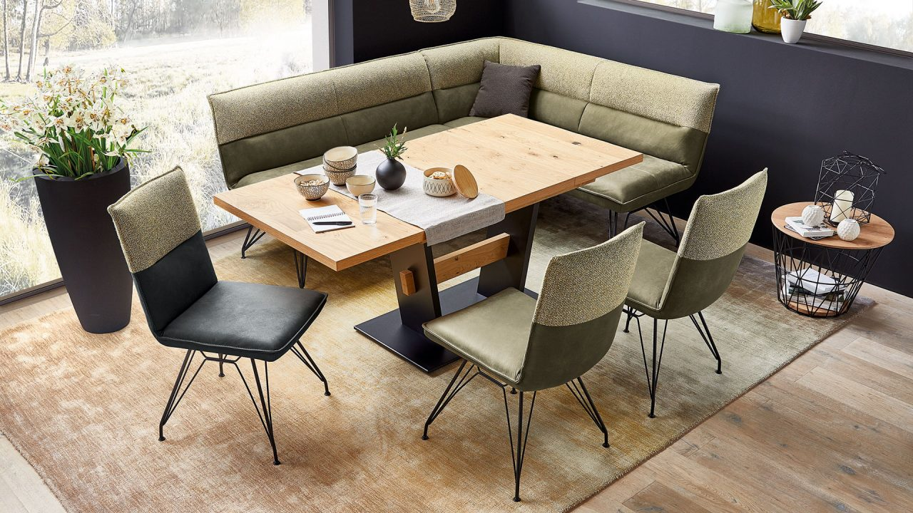 餐椅Smile dining chair