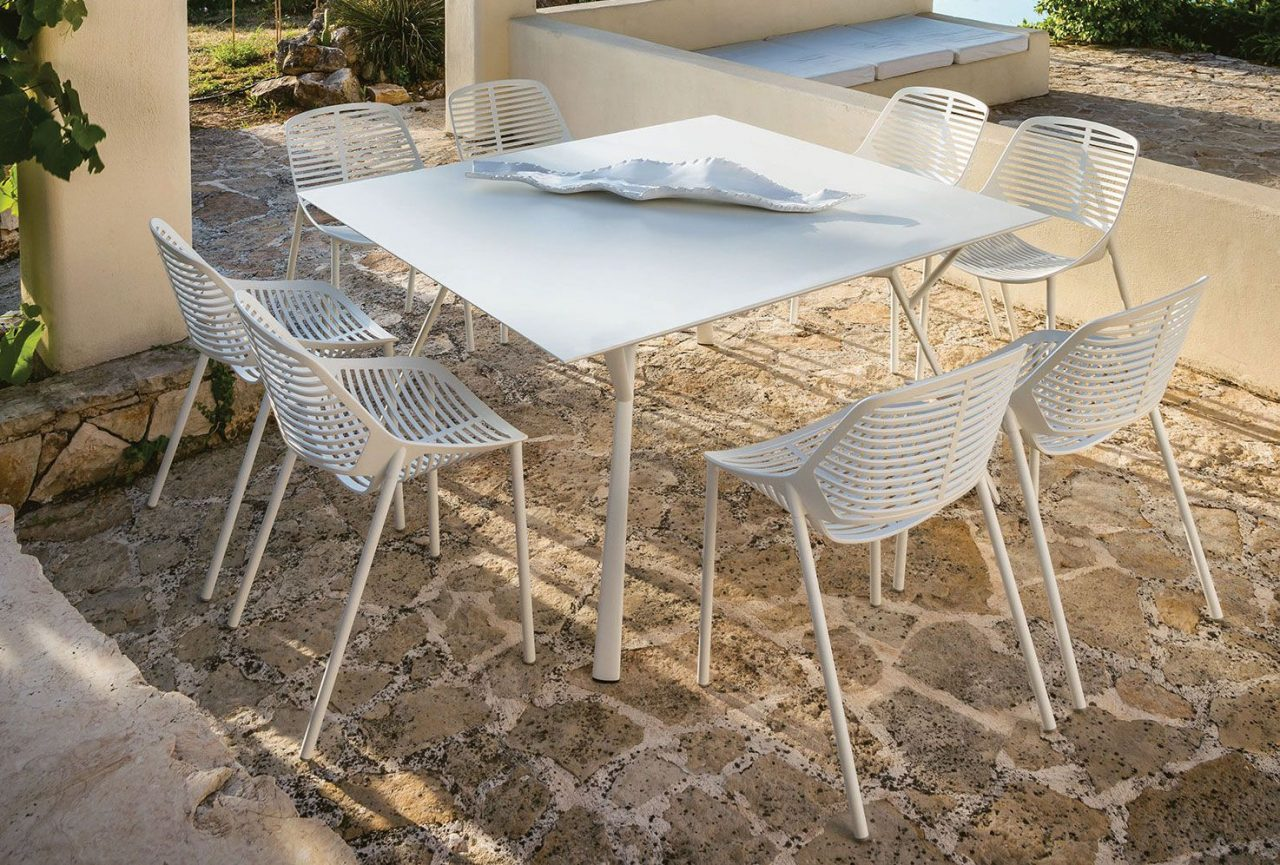 Radice Quadra dining chair