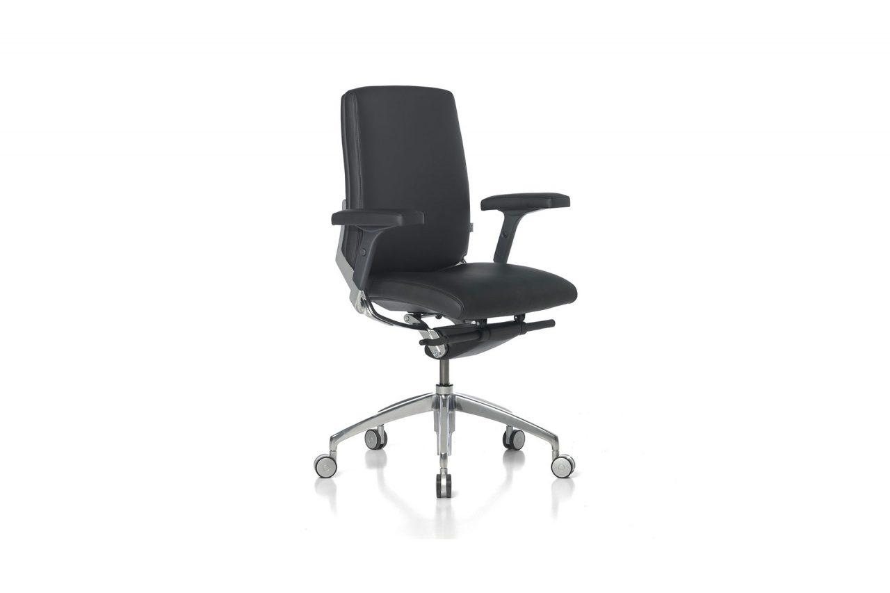 傢俬辦公椅Black or White