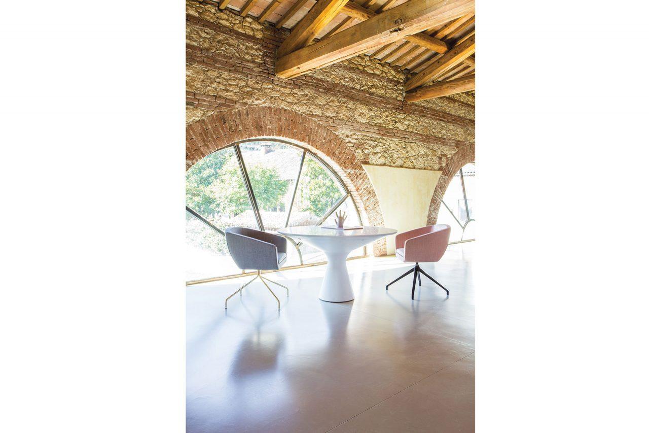 餐椅ginkgo dining chair