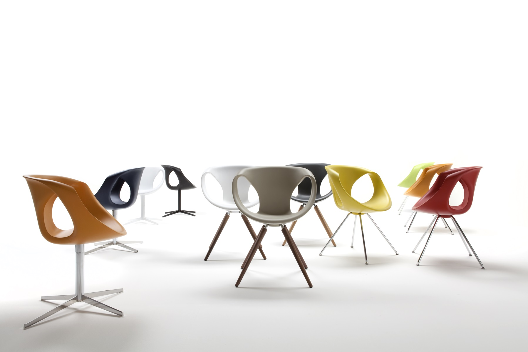 Up dining chair